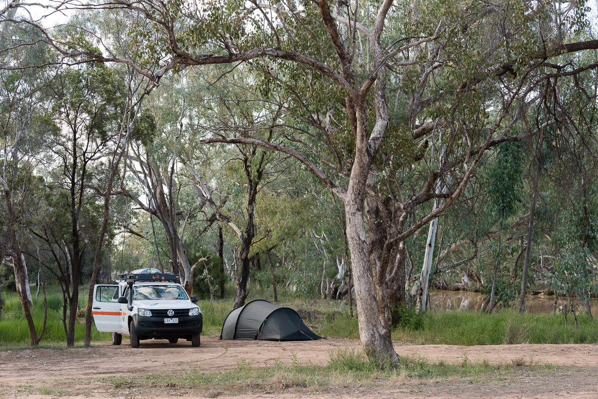 Wallam Creek Camping